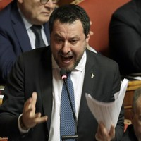Italian far-right leader to stand trial on charges of illegally detaining migrants at sea