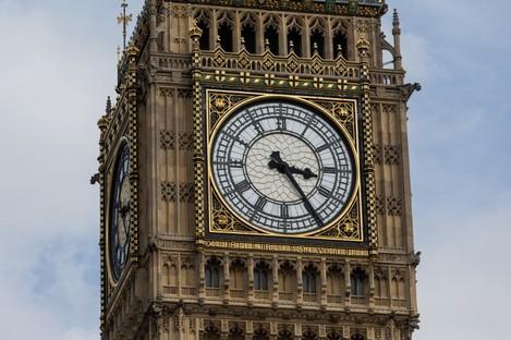File photo of Big Ben in London.