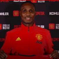 Man United's new signing Ighalo kept away from Carrington due to coronavirus quarantine