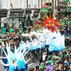 This year's St Patrick's Festival aims to celebrate contemporary and traditional Ireland
