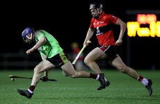 'I twisted my ankle so from high to low in a second' - Cork star missed last few minutes of UCC triumph