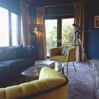 'The chairs were a splurge of yellow happiness': Rhona shares her old-and-new sitting room