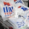 Rate of cross-border shopping falls