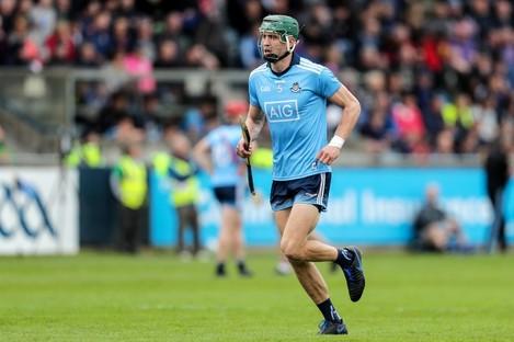 Dublin defender Chris Crummey.