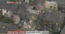"""Child death in explosion at house in northern England """"suspicious"""""""