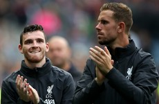 Jordan Henderson 'the leading candidate' for Player of the Year award