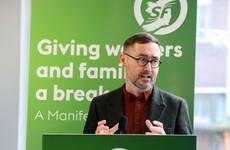 Eoin Ó Broin says Sinn Féin cannot form government without either Fianna Fáil or Fine Gael