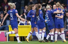 Chelsea become first football club in the world to tailor training to players' menstrual cycles