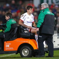 Ludik returns from injury for Ulster, McCloskey given chance to shine