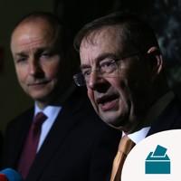 Éamon Ó Cuív says he's 'completely against' Fianna Fáil going into coalition with Fine Gael and Greens