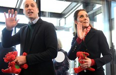 British royals William and Kate to visit Galway on first official trip to Ireland