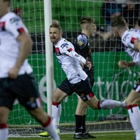 Massey the unlikely hero as Dundalk leave it late to beat Derry