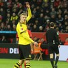 Haaland takes haul to 9 goals in 6 games as Dortmund stroll to win