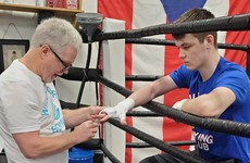 McKenna brothers join forces with legendary trainer Freddie Roach