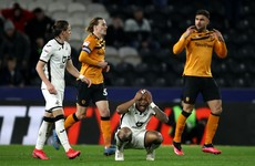 Hull and Swansea earn a point each from eight-goal thriller