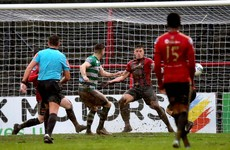 Last-minute Greene winner gives Rovers dramatic derby win over Bohemians