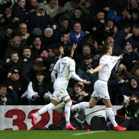 Leeds get back to winning ways and Robinson nets in West Brom's draw with Notts Forest