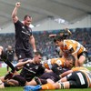 Leinster manage the storm to cruise past Cheetahs at the RDS