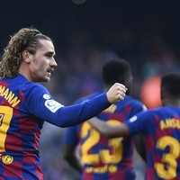 Griezmann shines as Barcelona see off gritty Getafe