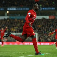 Liverpool march on thanks to magnificent Mane