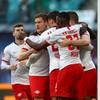 Leipzig replace Bayern at Bundesliga summit while Leverkusen leave it late against Union Berlin