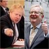 Scottish Tory leader backs Johnson's 'bold and imaginative' plan for NI-Scotland bridge