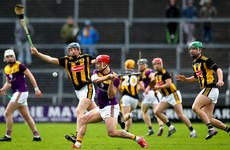Kilkenny rally from nine points down but Morris' seven points helps Wexford to crucial win