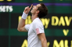 Murray has last laugh as Davydenko downed