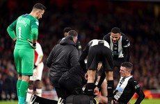 'By the state of his ankle it looks pretty serious' - Bad news for Ireland and Newcastle defender