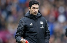 'It's very difficult. I want the best for Manchester City' - Arteta