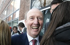 Shane Ross is going to write a book on the 'behind the scenes' of the last government