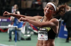 In pictures: the motion capture technology US hurdler Lolo Jones hopes will help seal gold