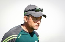 Ireland head coach Ford to head home from tour of South Africa due to injury