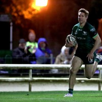Friend aiming for Pro14 knockouts as Connacht end losing streak