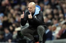 Guardiola plans to stay at Man City despite European ban but top players may leave - reports