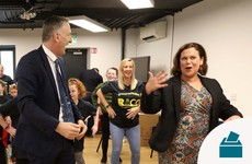 As government-formation dance continues, Mary Lou McDonald does the Macarena