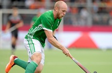 Ireland's most capped hockey player announces his retirement