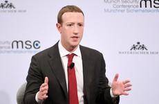 EU threatens big tech companies with 'stricter' regulation following meeting with Zuckerberg