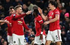 As it happened: Chelsea vs Manchester United, Premier League