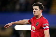 Man United ride their luck in Chelsea win