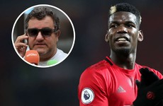'Solskjaer should worry about things other than Pogba' – Raiola fires back at Man United boss