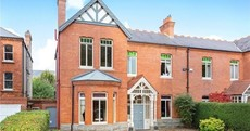 Southside splendour for €1.95m in this beautifully restored Rathgar redbrick