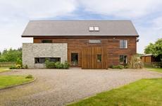 Striking modern design meets natural surroundings at this luxury Sligo residence