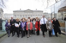 "Symphysiotomy survivors ""repudiate"" Walsh report"