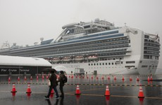 Two Irish citizens test positive for coronavirus on cruise ship in Japan