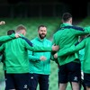 Farrell set to stick with settled Ireland team for visit to England