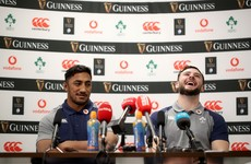 Aki and Henshaw ready to reforge partnership to take on England