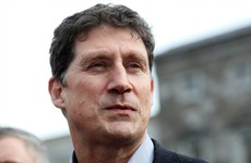 Green Party leader Eamon Ryan doesn't see the numbers on the left for 'a stable government'