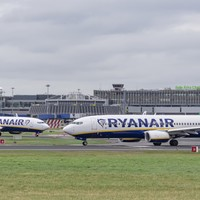 Ryanair plane in Dublin disinfected as 'precaution' after two fall ill on flight from Poland