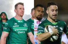 Boost for Connacht as Blade and Healy sign new contracts with the province